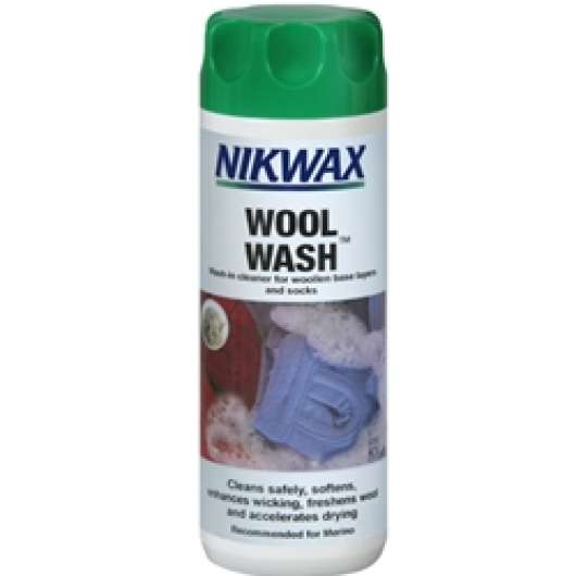 Nikwax Wool Wash, 1L